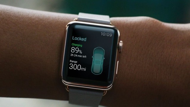 Apple Watch will eventually replace your car keys