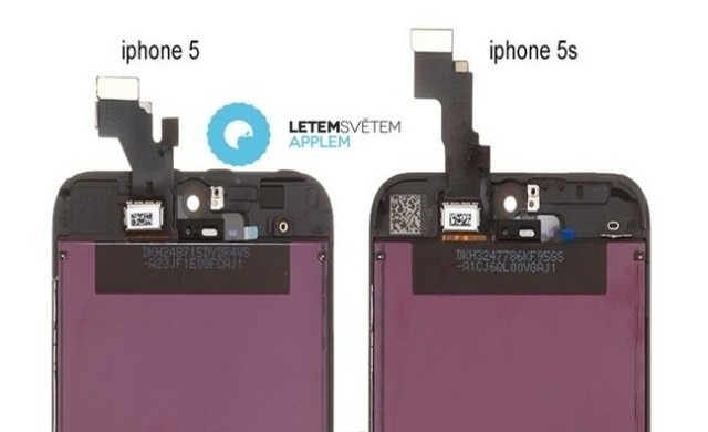 New iPhone 5S Display Compared To Its Predecessor In High Quality Photos