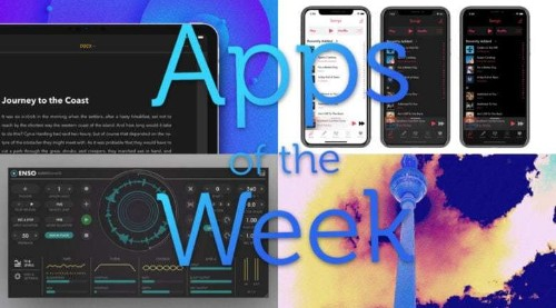 Here are the week's best new photo, writing and music apps