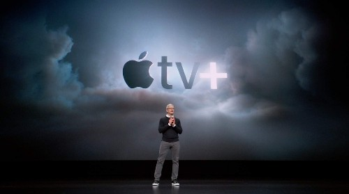 Apple TV+ may allow episodes to be downloaded and watched offline