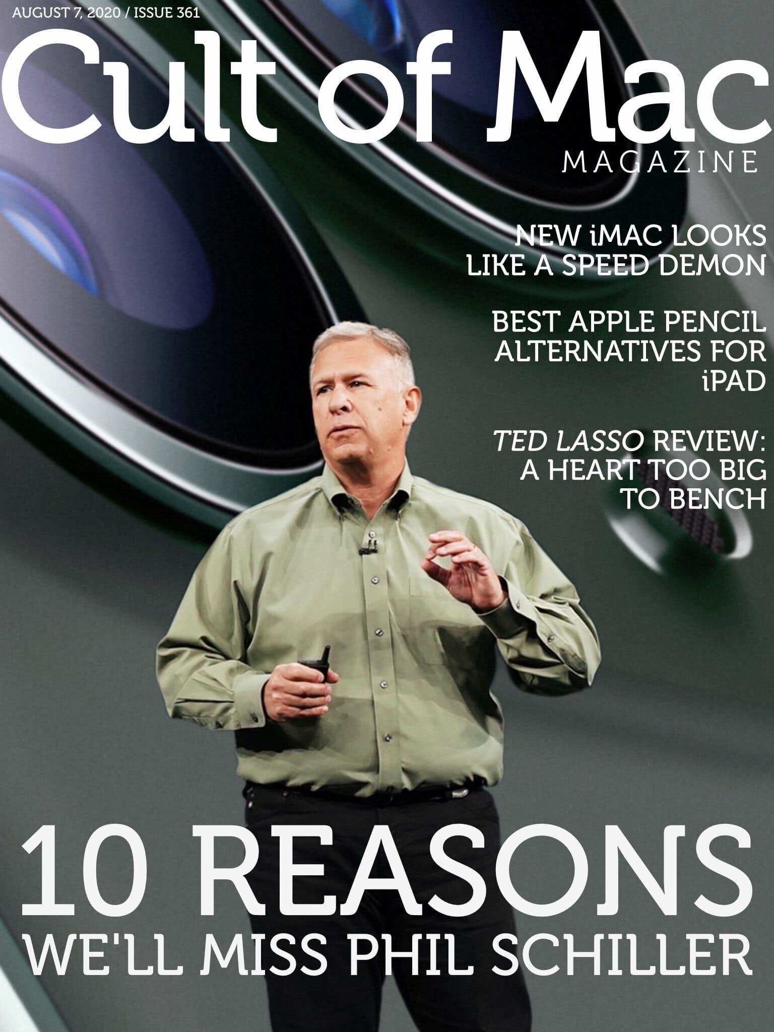 Phil Schiller's greatest hits! [Cult of Mac Magazine 361] | Cult of Mac