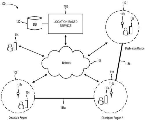 Apple's semi-creepy patent lets you keep a closer eye on your friends