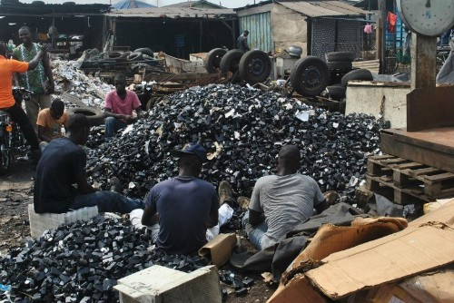 In Ghana, the global problem of e-waste has local consequences