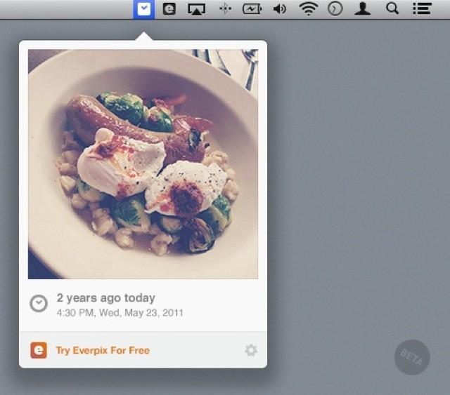 Everpix's Mac Memories App Reminds You Of Your Painful Past
