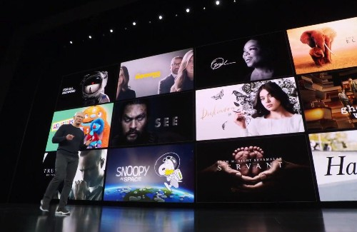 Apple TV+ could take a big bite out of Netflix