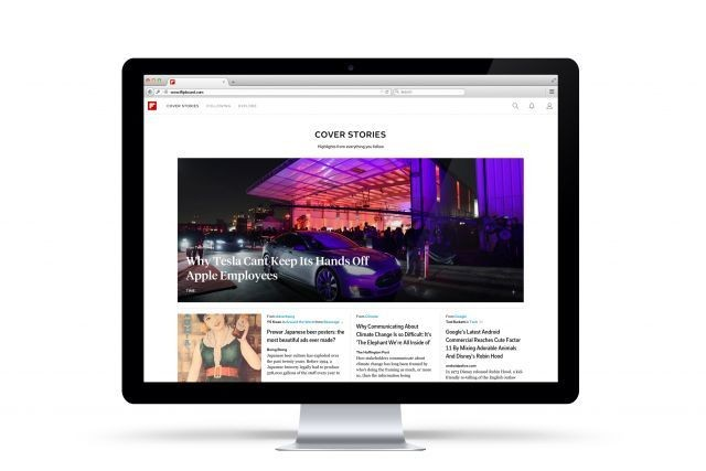 Flipboard brings its gorgeous magazine app to the web