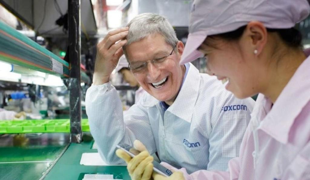 Apple battles rocky relationship with biggest manufacturing partner