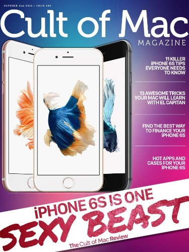 Cult of Mac Magazine: iPhone 6s is one sexy beast