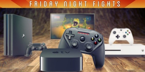 Should Apple take on Xbox and PlayStation? [Friday Night Fights]