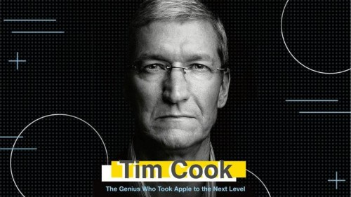 What the critics are saying about the first Tim Cook biography