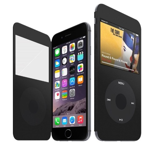 Would you buy this iPod Classic smart cover for the iPhone 6?