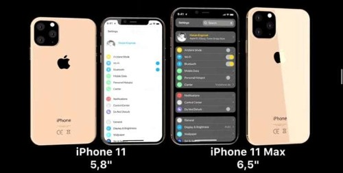 Thrilling iPhone 11 video shows off all the rumored features