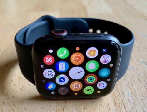 Tim Cook celebrates Apple Watch's lifesaving abilities