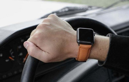 Slap on a Strapa band for the ultimate Apple Watch upgrade