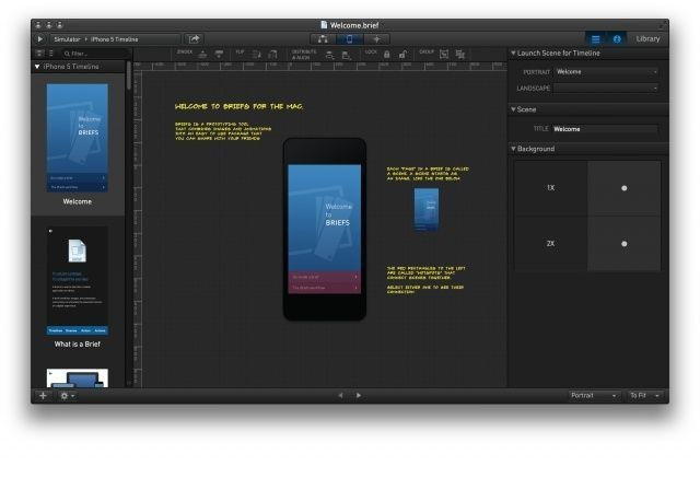 Briefs Looks Like The Ultimate iOS App Prototyping Tool For Designers