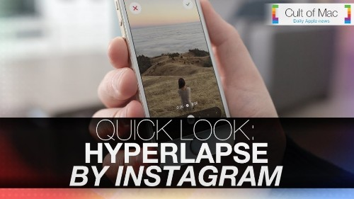 How to make impressive time-lapse videos with Hyperlapse