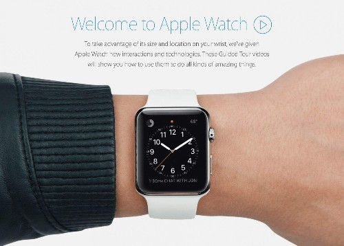 Learn how to use Apple Watch before you buy