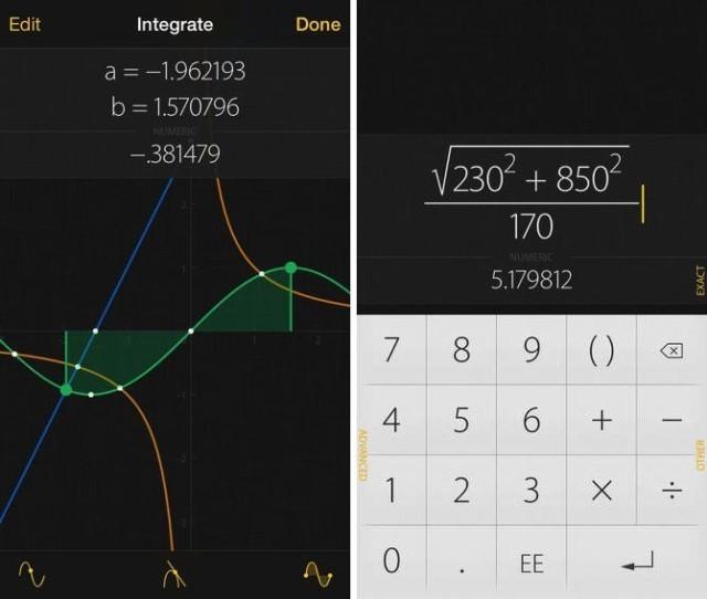 Eureka! Archimedes scientific calculator gets major update
