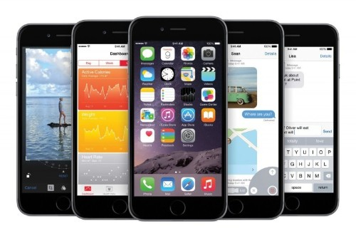 Sorry, you can no longer downgrade from iOS 8 back to iOS 7