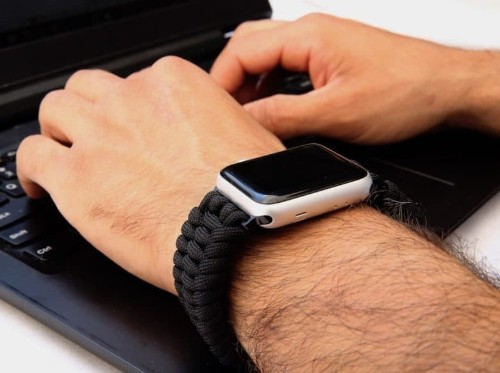 Hands-on with Survival Straps' paracord Apple Watch bands [Unboxing]