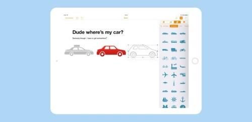 iWork update adds hundreds of cool new emoji-style symbols