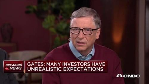 Bill Gates admits 'Apple's an amazing company'
