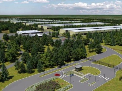 Apple's aborted data center still causing problems in Ireland
