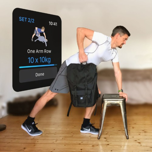 Anyone can get in shape in 2017 with the CultFit Home Workout