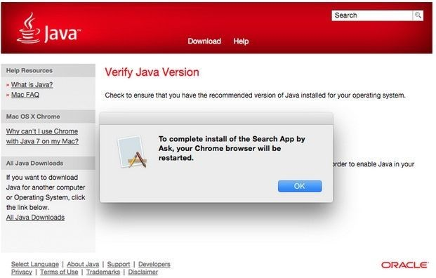 Oracle Java is now installing adware on Macs. Here's how to avoid it