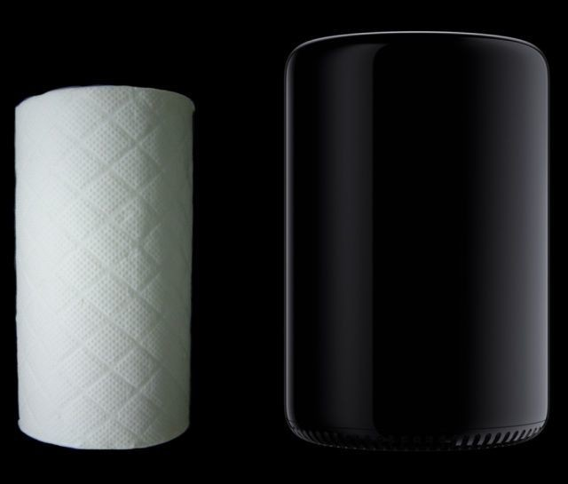 Putting In Perspective Just How Crazy Small The New Mac Pro Is [Image]