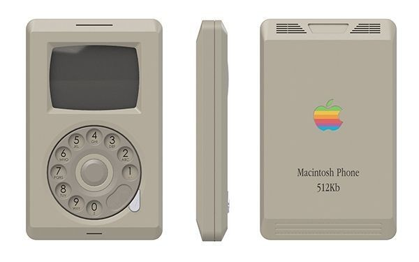 What iPhone would have looked like back in 1984