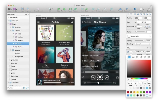 A Design App Called Sketch 3 Is At The Top Of The Mac App Store, And Here's Why