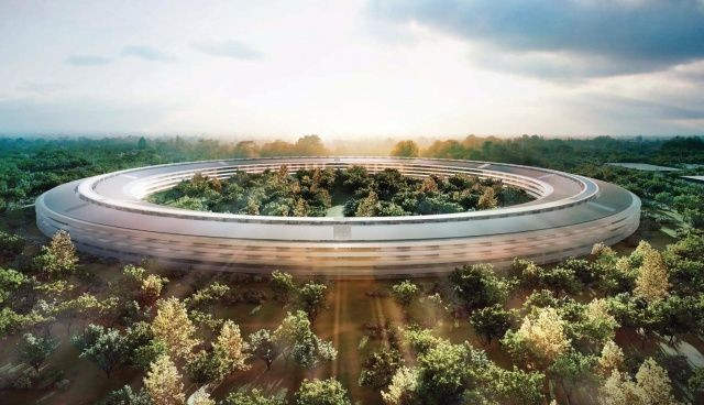 Apple's Spaceship Campus Is Behind Schedule And $2 Billion Over Budget [Report]