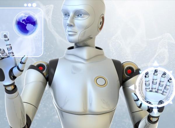 永生不死學習你的個性機器人 - cover