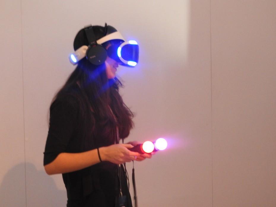 虚拟现实VR - Magazine cover