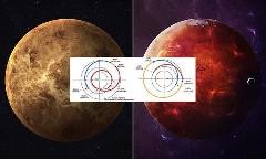Discover venus mars