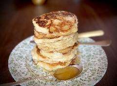 Discover pancake recipe
