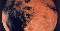 Discover mars in the sky