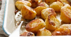 Discover crispy roasted potatoes