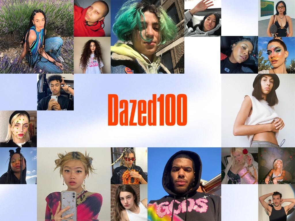 DAZED 100 - cover
