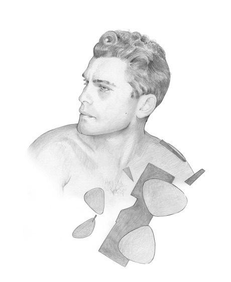 The gentleman - Magazine cover