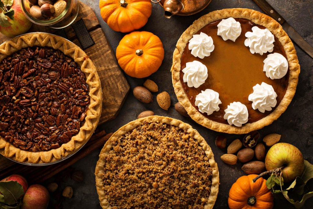 Best Pie Recipes for Thanksgiving  - cover