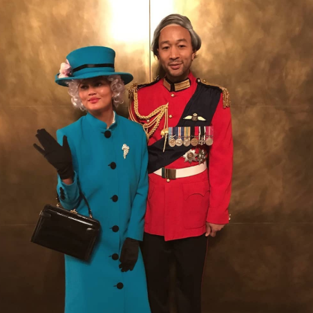 2018 Halloween: The best celebrity costumes