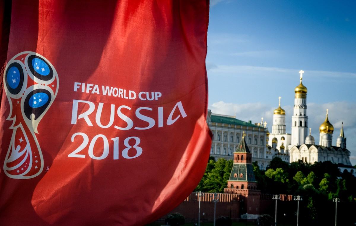 World Cup 2018 - cover