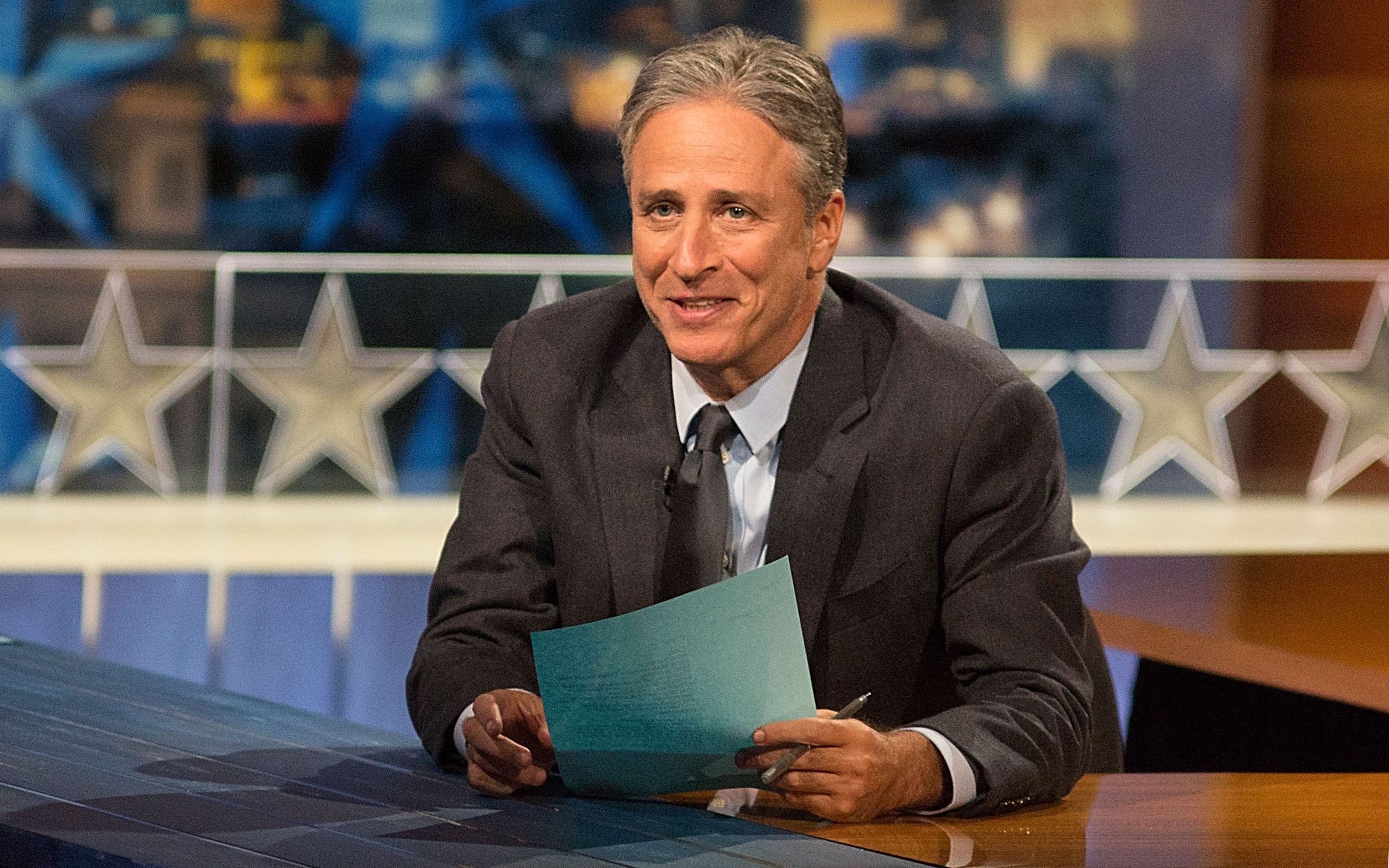5 Topics for…Jon Stewart's Final Daily Show