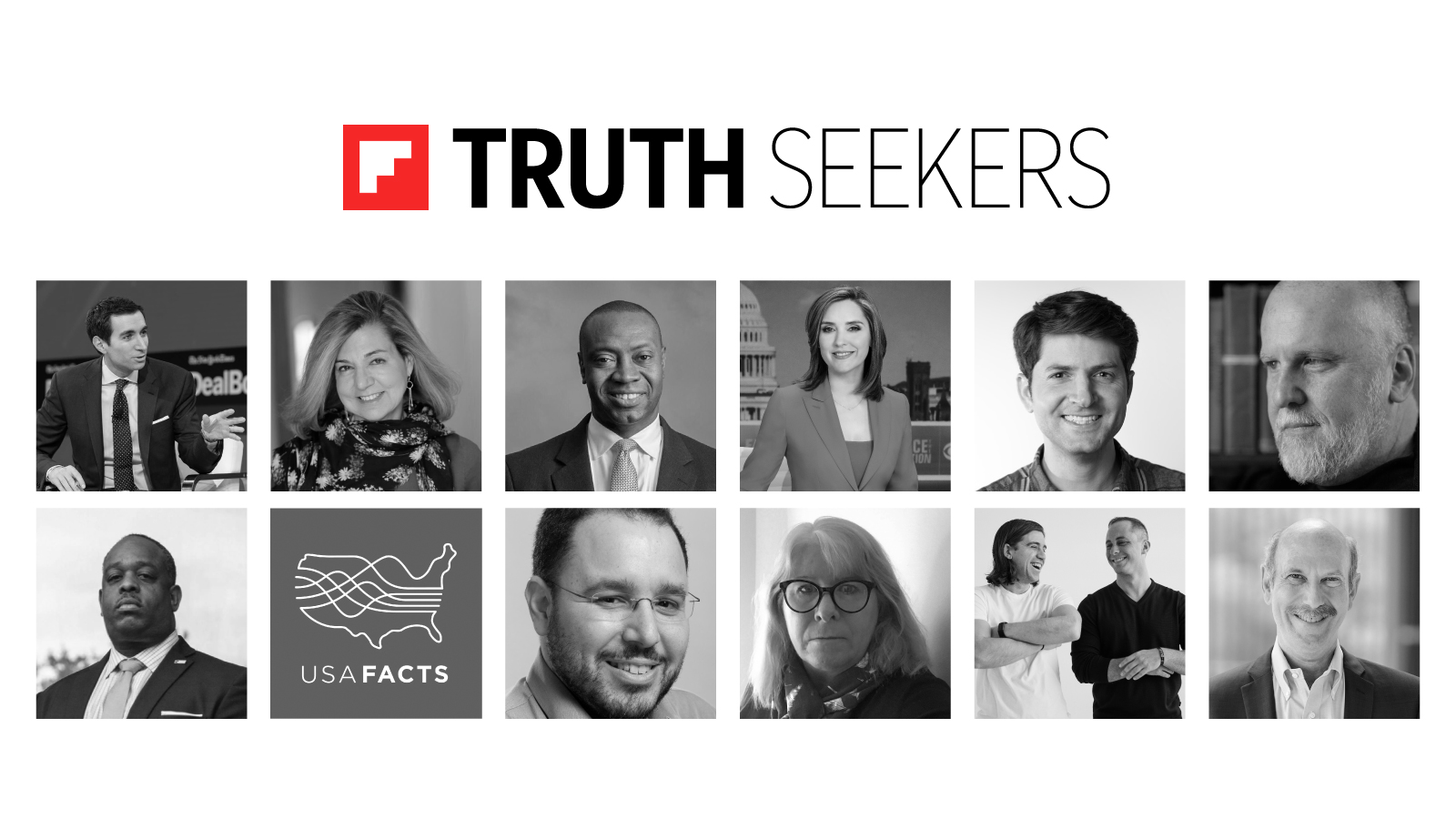 Truth Seekers: Presenting Facts and Raising Discourse
