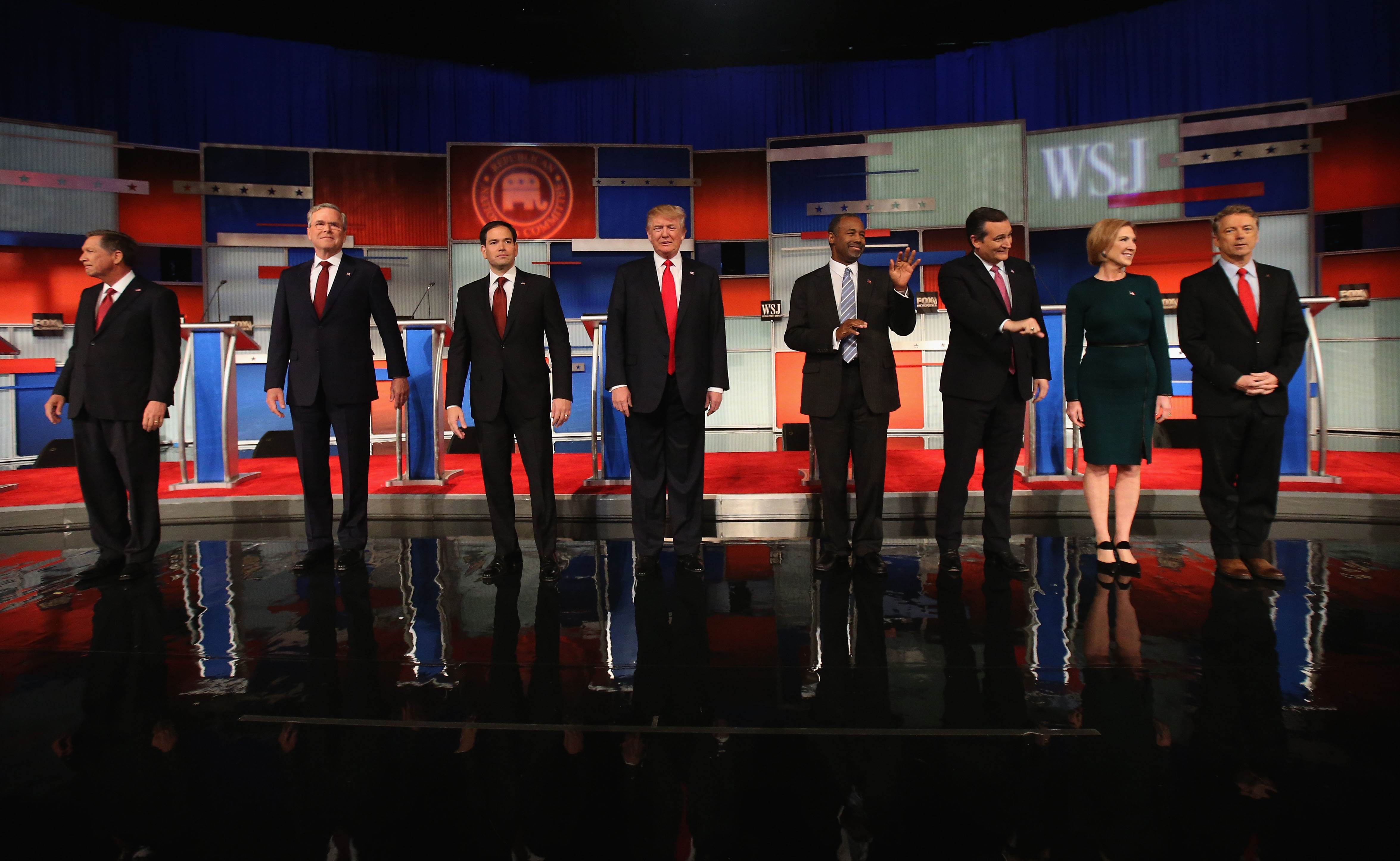 Republican Debate Recap: Candidates Play It Safe