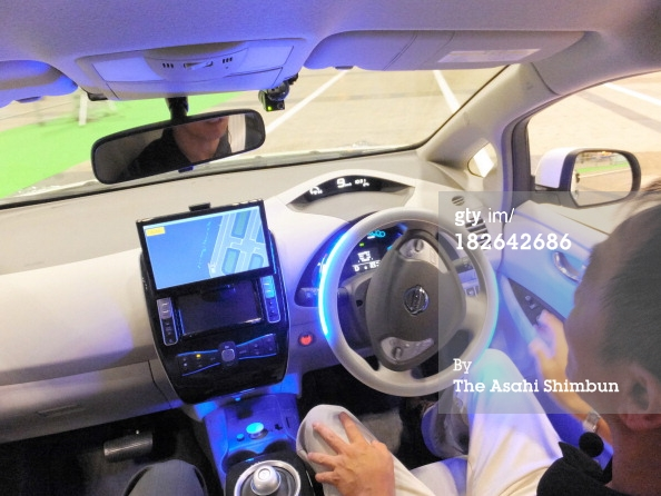 Self-Driving Cars - Cover