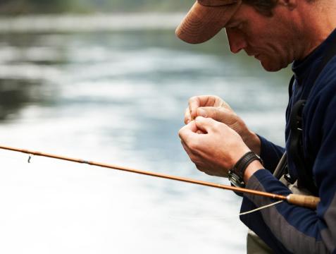 Fishing on Flipboard