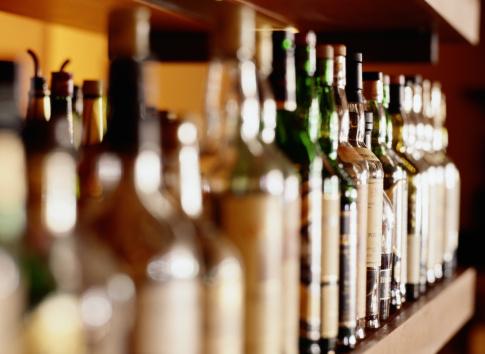 Liquor - cover